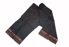 Costume d'homme: pantalon