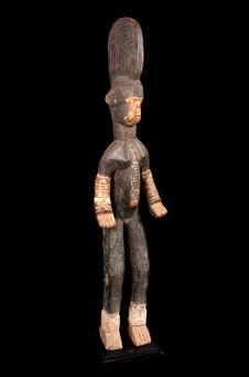 Statue anthropomorphe