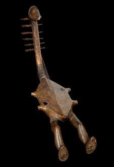 Harpe arquée