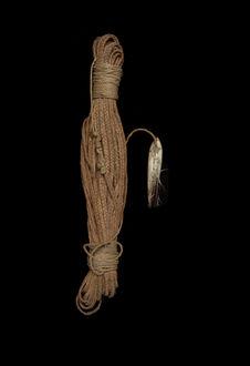Hameçon, ligne de pêche