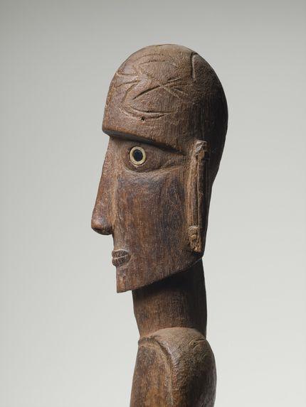 Sculpture anthropomorphe
