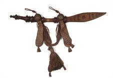 Epée et fourreau