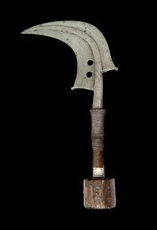 Couteau d'apparat