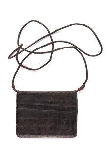 Amulette et son cordon