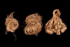 Echeveaux de fibres