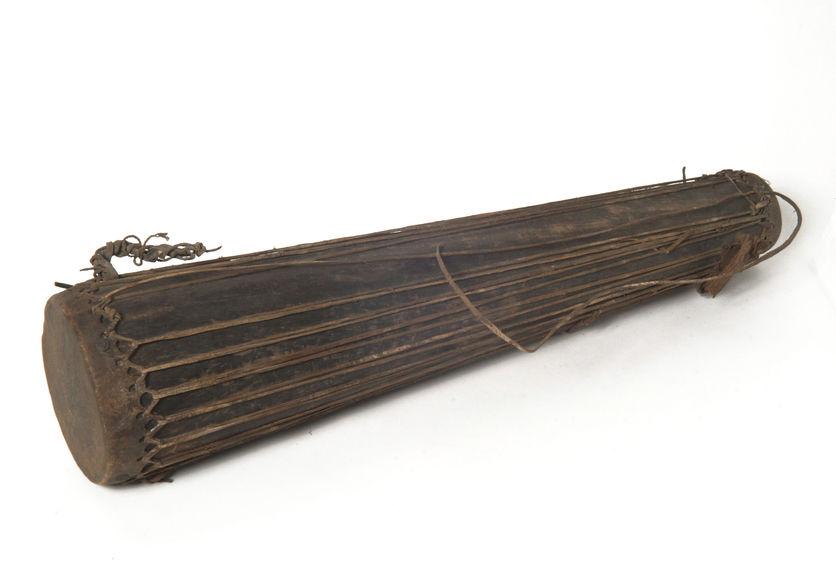 Tambour à deux peaux