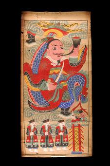 Peinture religieuse taoïste
