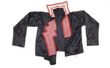 Costume de femme : 1. veste, 2. jupe, 3.ceinture