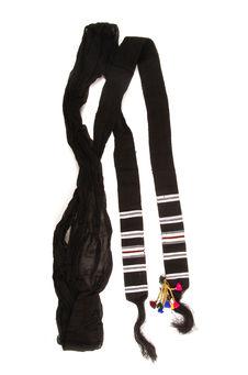 Costume de petite fille: turban