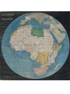 Carte Transsaharien - Transafricain