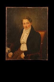 Portrait du poète Héry