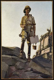 Portrait de Georges Marie Haardt
