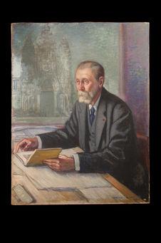 Portrait de Louis Delaporte