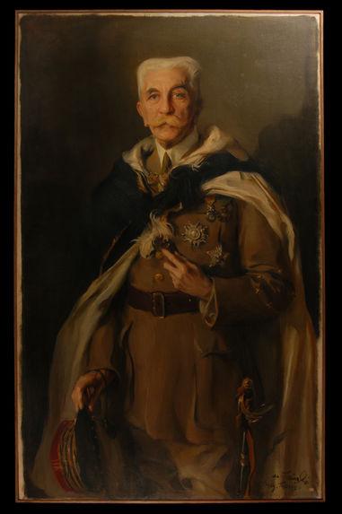 Portrait du Maréchal Lyautey