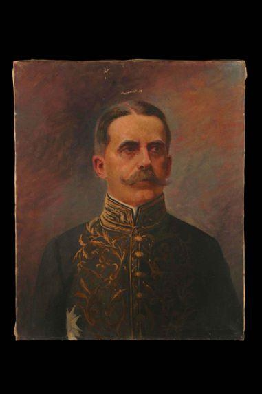 Portrait du gouverneur Roume