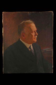 Portrait de Maurice Long