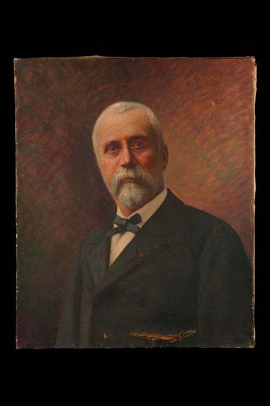 Portrait de Monsieur Picquet