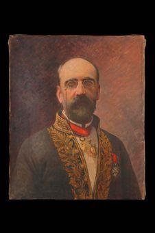 Portrait d'Etienne Richaud