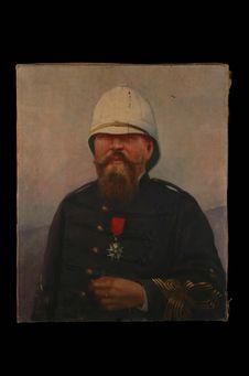 Portrait de Monsieur Lebon, ministre des colonies