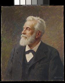 Portrait de Monsieur de Lanessan, Gouverneur général de l'Indochine