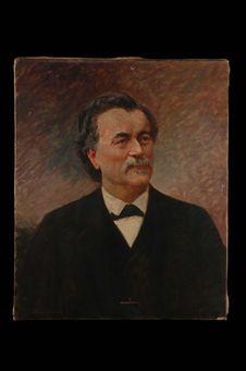 Portrait de Paul Bert