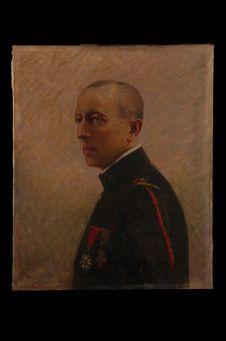 Portrait du gouverneur Van Vollenhoven