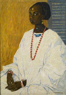 Fatou, Sénégalaise