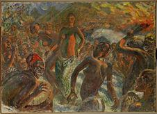 La danse du feu (Tam-Tam Tchad)