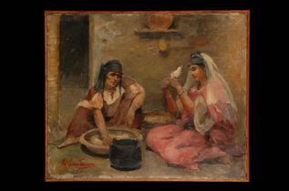 Fileuses algériennes