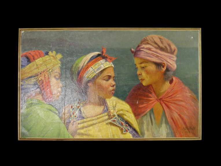Filles Kabyles