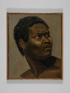 Portrait d'homme noir