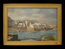 Alger Les forts turc de l'Amirauté d'Alger