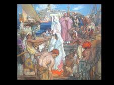 Pèlerins à Djeddah - Arabie