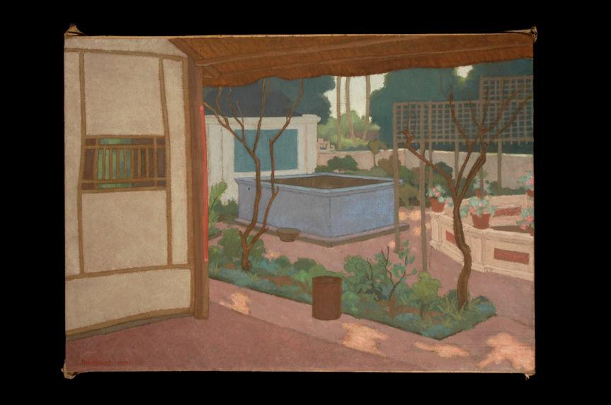 Jardin indochinois