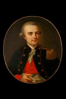 Portrait en buste de Monsieur de la Giroye