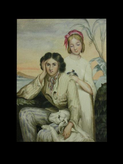 Paul et Virginie (d'après le roman d'Henri Bernardin de Saint-Pierre)