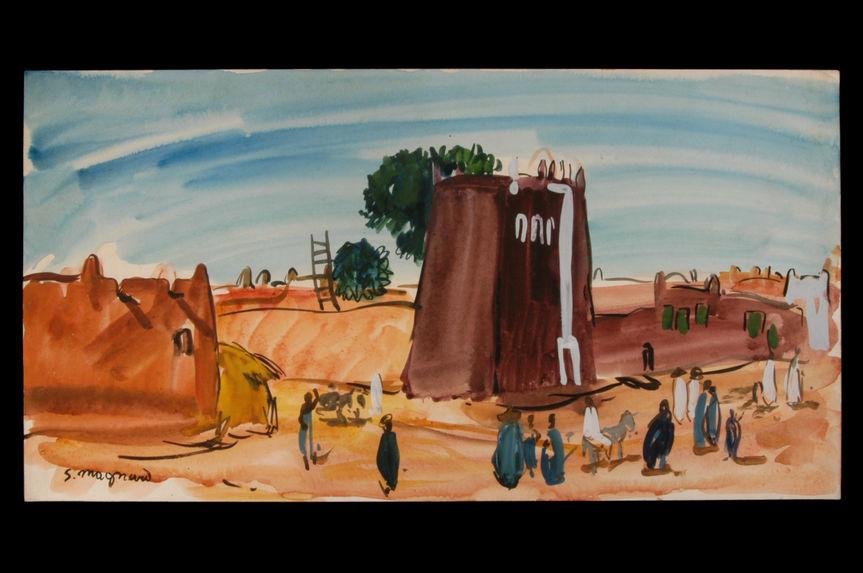 Village de Kano - Nigeria