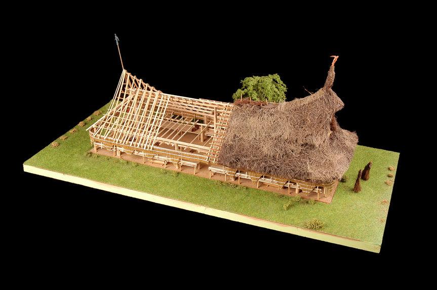 Maquette de maison