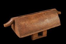 Tambour de bois