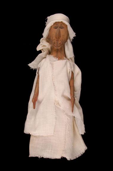 Figurine féminine