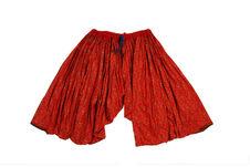Costume de femme:  pantalon