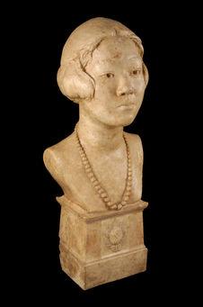 Femme indochinoise