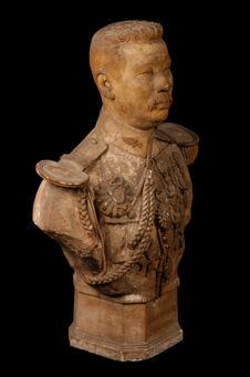 Sisowath Manivong en costume européen - Mort en 1941