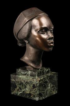 Jeune fille noire