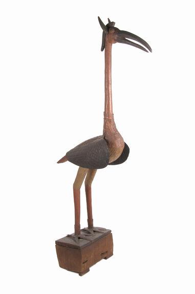Sculpture zoomorphe