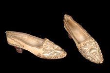 Costume de femme pour l'intérieur : chaussures