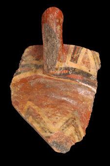 Fragment de cruche, anse