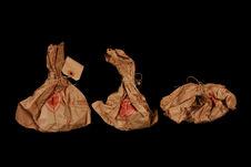 Echantillons d'argile et de pâte à poterie