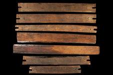 Planches d'umiak