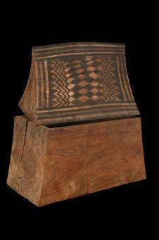 Modèle réduit de cercueil